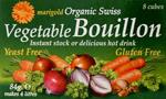 Marigold Vegetable Bouillon Yeast Free Cube