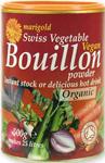 Marigold Vegan Bouillon Powder Organic 500g