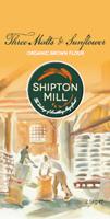 Shipton Mill Three Malts & Sunflower Brown Flour Organic 2.5kg