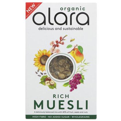Alara Everyday Rich Muesli Organic