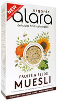Alara Fruits & Seeds Muesli Organic