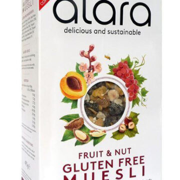 Alara Fruit & Nut Gluten Free Muesli