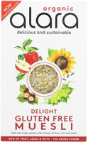 Alara Gluten Free Delight Muesli Organic