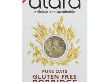 Alara Everyday Gluten Free Pure Porridge Oats