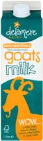Delamere Dairy Semi-Skimmed Goats Milk