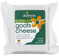 Delamere Medium Goats Cheese 150g