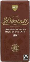 Divine Smooth High Cocoa Milk Chocolate