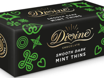 Divine Fair Trade Smooth Dark After Dinner Mint Thins