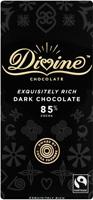 Divine Exquisitely Rich 85% Dark Chocolate