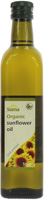 Suma Sunflower Oil Cold Pressed Organic 500ml