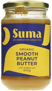 Suma Smooth Salted Peanut Butter Organic