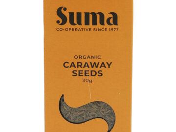 Suma Caraway Seed Organic