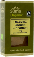 Suma Cinnamon Ground Organic