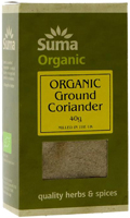 Suma Ground Coriander Organic