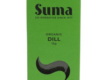 Suma Dill Organic