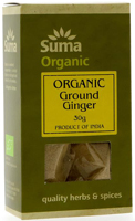 Suma Ground Ginger Organic