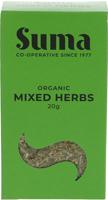 Suma Mixed Herbs Organic