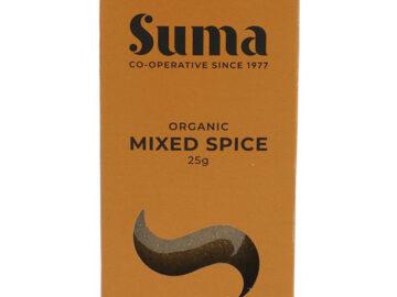 Suma Mixed Spice Organic