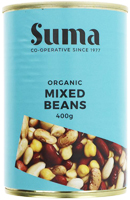 Suma Mixed Beans Organic