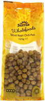 Suma Spiced Roast Chick Peas