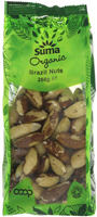 Suma Brazil Nuts Organic 250g