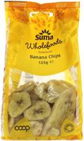 Suma Banana Chips 125g