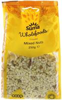 Suma Chopped Nuts Mixed 250g
