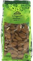 Suma Almonds Whole Organic 500g