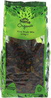 Suma Vine Fruit Mix Organic 500g