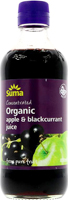 Suma Apple & Blackcurrant Juice Concentrate Organic