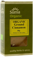 Suma Ground Cinnamon Organic
