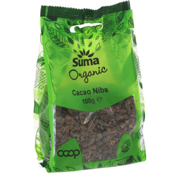Suma Cacao Nibs Organic