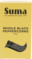 Suma Black Peppercorns 250g