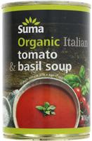 Suma Italian Tomato & Basil Soup Organic