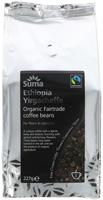Suma Ethiopia Yirgacheffe Organic Faritrade Coffee Beans