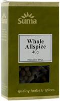 Suma Allspice Whole