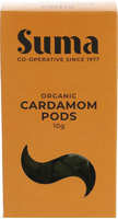 Suma Green Cardamon Pods Organic