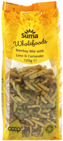 Suma Bombay Mix With Lime & Coriander 125g