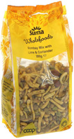 Suma Bombay Mix with Lime & Coriander 250g