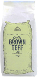 Suma Brown Teff Flour