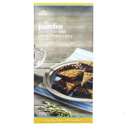 Suma Gluten Free Jumbo Oats Organic