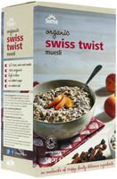 Suma Swiss Twist Muesli Organic