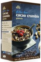 Suma Gluten Free Cacao Crumble Granola