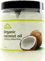 Suma Culinary Odourless Coconut Oil Organic 900g