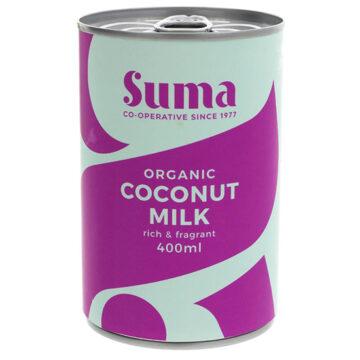 Suma Coconut Milk Organic