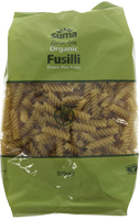 Suma Gluten Free Brown Rice Fusilli Organic