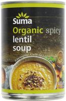 Suma Spicy Lentil Soup Organic
