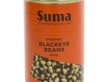 Suma Blackeye Beans in Water Organic