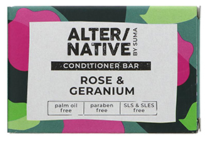Alter/Native by Suma Rose & Geranium Conditioner Bar