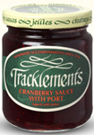 Tracklements Cranberry Sauce With Port